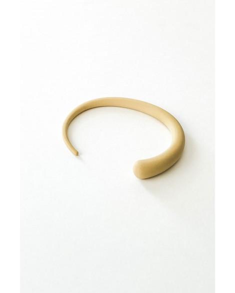 Beige Bone Bracelet