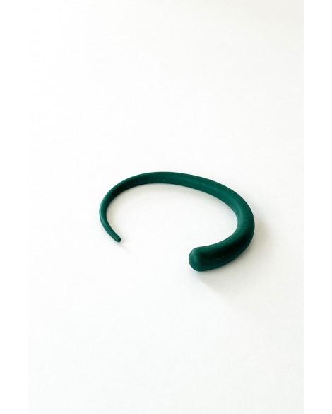 Green Bone Bracelet