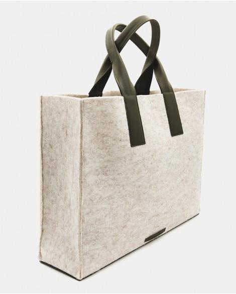 Bolso Shopper Calcita