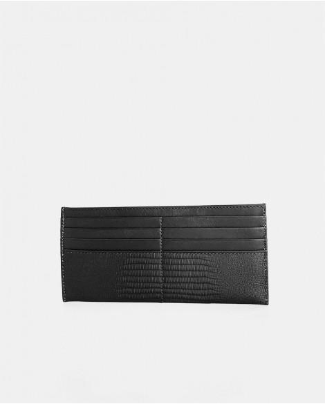Gray Large Cardholder