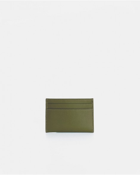 Light Green Small Cardholder