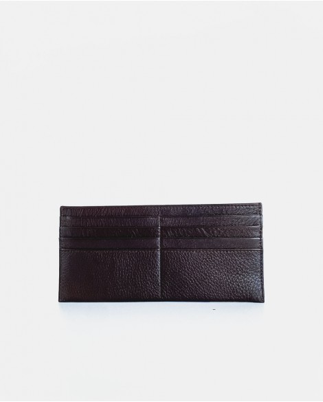 Brown Large Cardholder